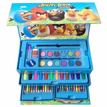 Hộp bút 54 màu cho bé