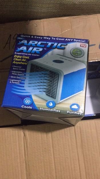 máy quạt lạnh