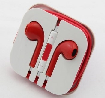 Tai nghe Iphone 5 nhiều màu