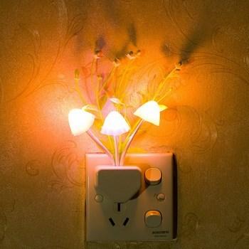 Đèn ngủ cảm ứng đổi màu JSF-828