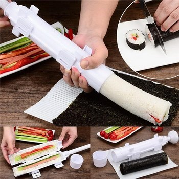 Dụng cụ làm sushi tiện lợi