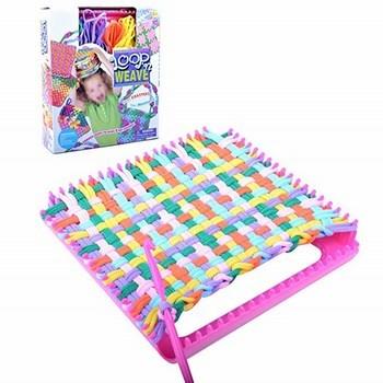 Đồ chơi đan giỏ màu Loop Weave
