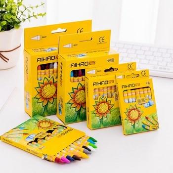 Bộ 24 bút sáp màu cho bé