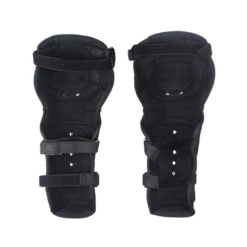 Bộ giáp chân tay inox đi phượt
