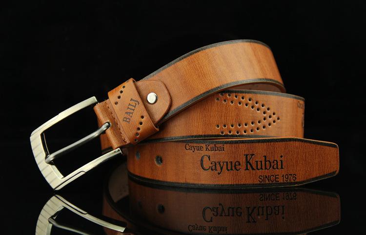 Dây nịt cho nam Cayue Kubai