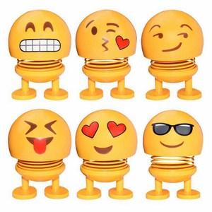 Emoji lò xo lắc đầu