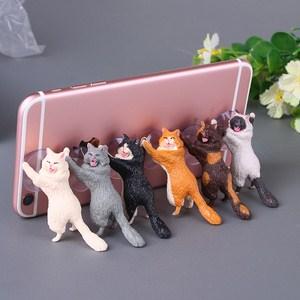 Giá đỡ điện thoại hình mèo