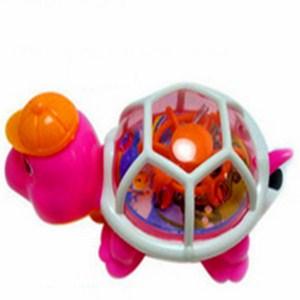 Đồ chơi có đèn hình con rùa cho bé