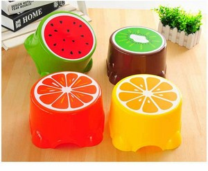 Ghế nhựa hình trái cây