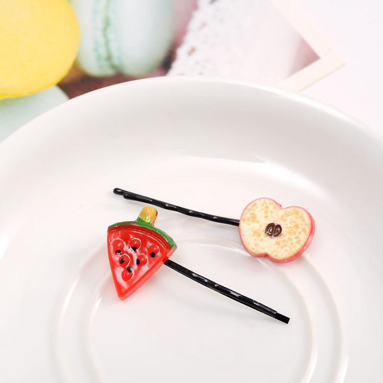 Kẹp tăm hình trái cây