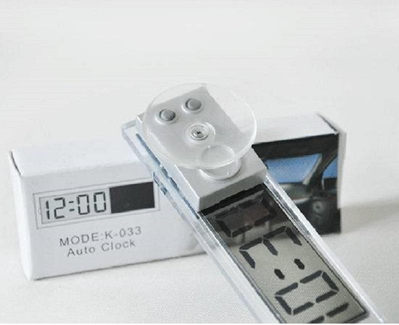 Đồng hồ gắn kính K-033