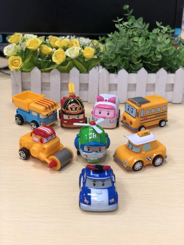 Combo 8 xe đồ chơi cho bé