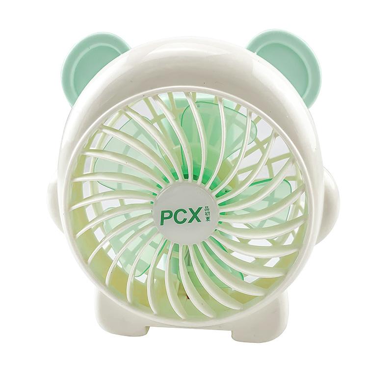 Quạt mini sạc usb PCX 5 cánh