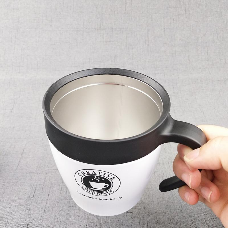 Cốc pha cafe inox 304 Creative 330ml