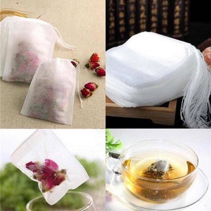 Combo 100 túi lọc đựng trà