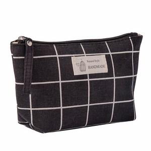 Túi vải đựng mỹ phẩm hình ô vuông