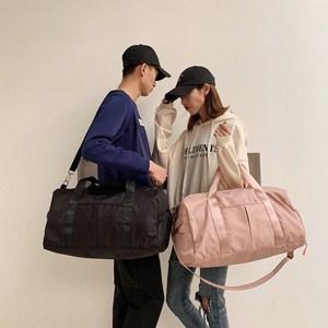 túi xách du lịch đa năng màu hồng