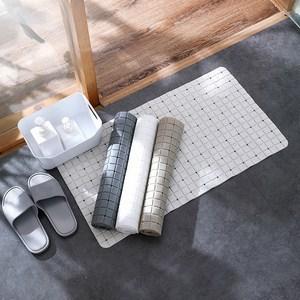 Thảm chống trược nhà tắm hình ô vuông