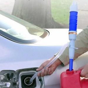 Dụng cụ bơm hút nhiên liêu bằng pin