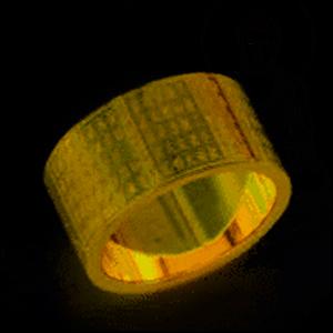 Nhẫn chú đại bi (loại xịn)
