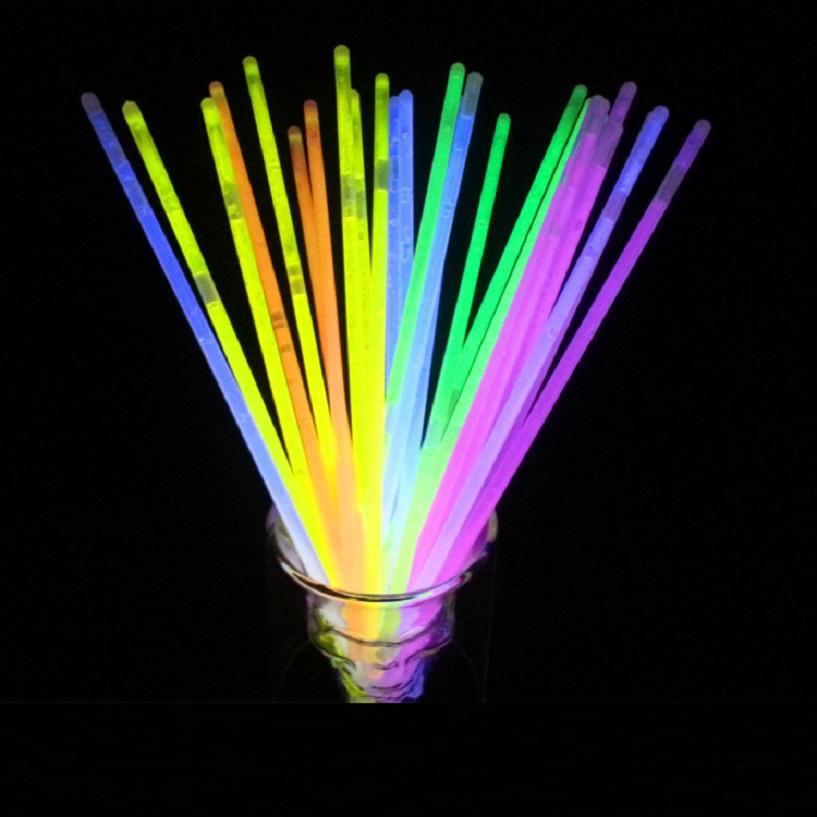 combo 100 Vòng tay phát sáng