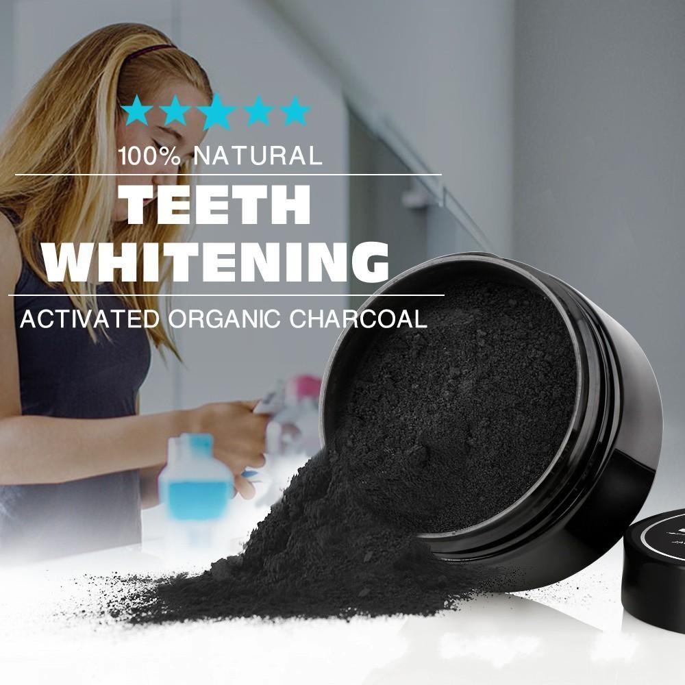 Hộp than hoạt tính Teeth Whitening 30g