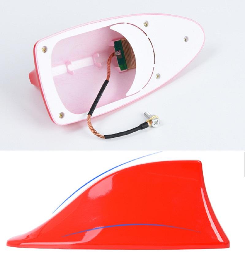 Anten đuôi cá mập cho xe hơi