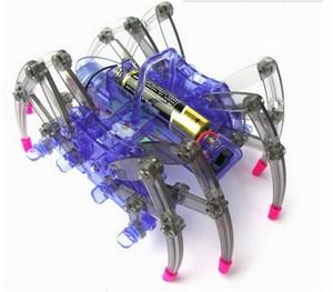 Bộ robot nhện (tự ráp)