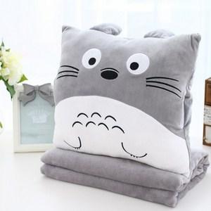 Bộ chăn gối Totoro 1x1.7m