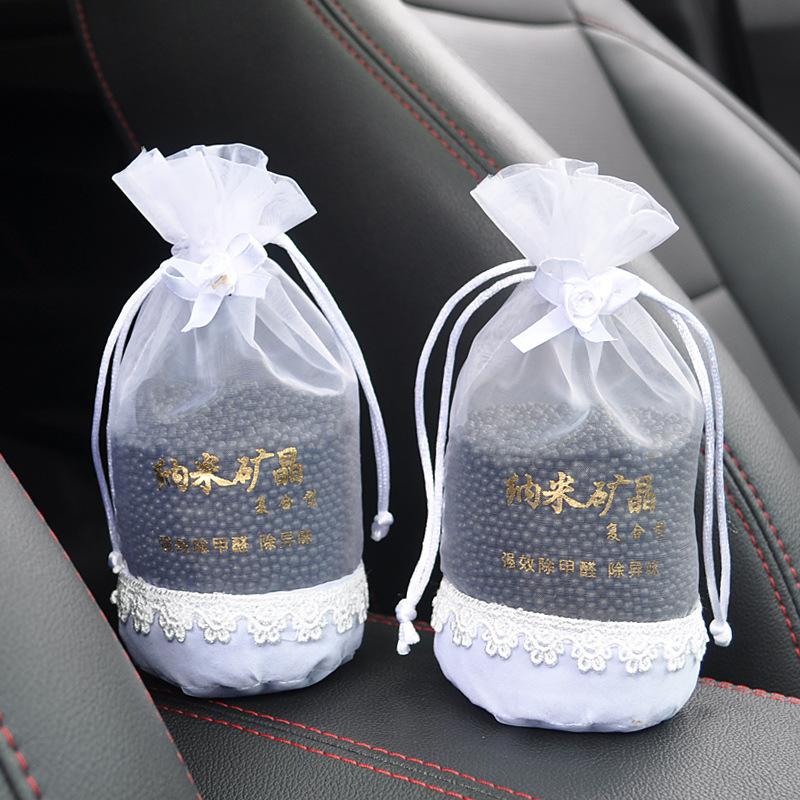 Túi than hoạt tính khử mùi xe hơi