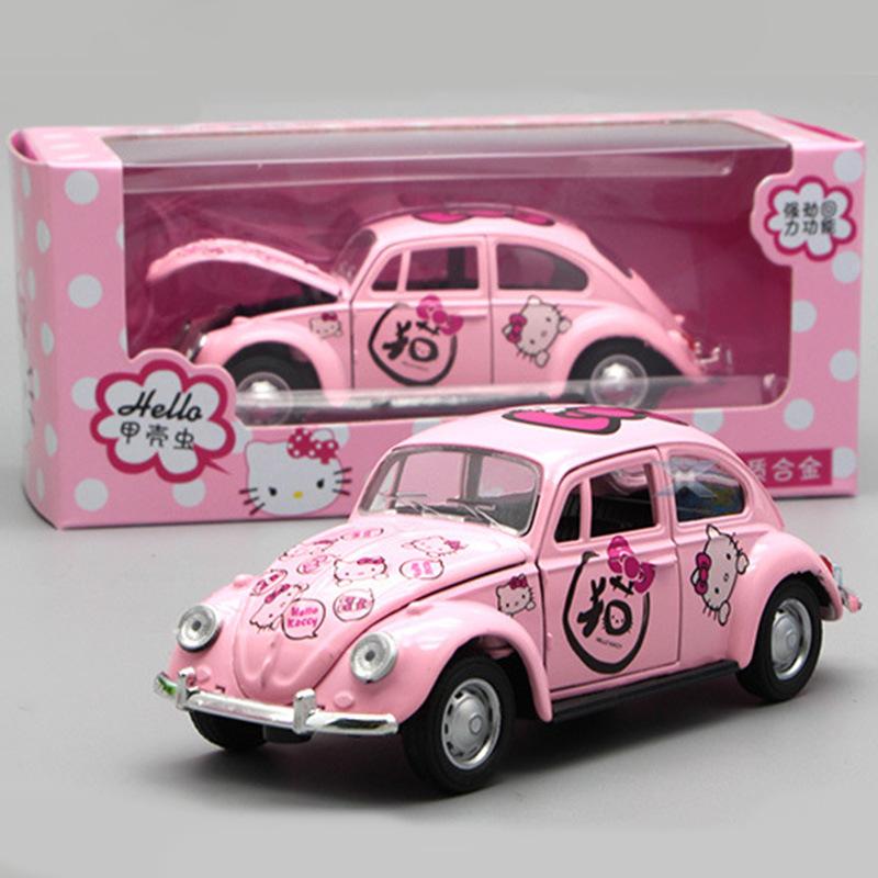 Mô hình xe hơi đồ chơi cho bé (4 mẫu)