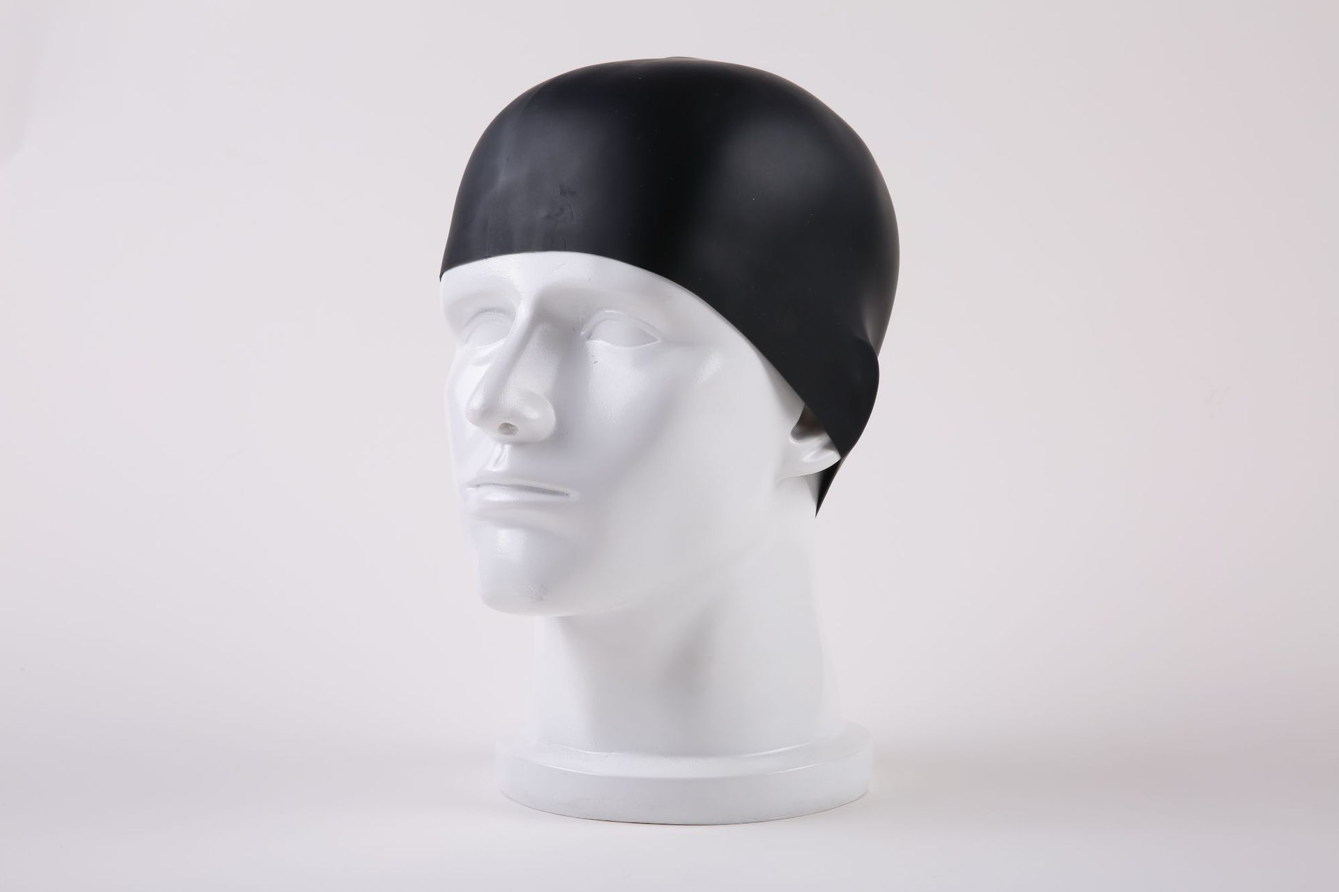 Mũ bơi silicon thời trang