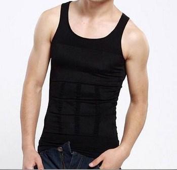 Áo corset cho nam nâng bụng thon gọn eo