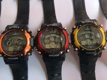 Đồng hồ điện tử T-58