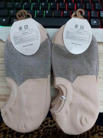 Combo 10 đôi vớ siêu mỏng màng giày