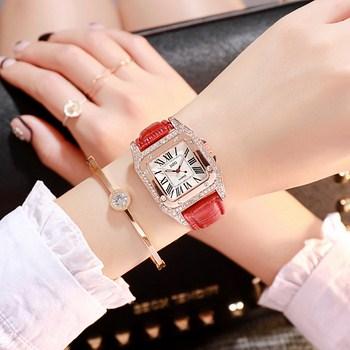 Đồng hồ thời trang nữ DZG