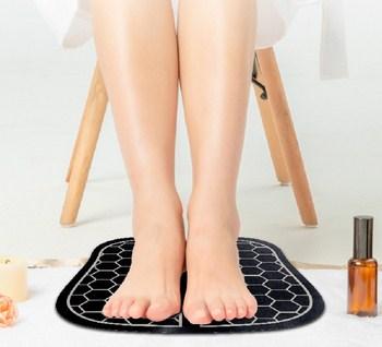 Dụng cụ massage chân EMS 34cm (sạc)