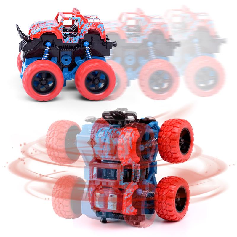 Xe đồ chơi địa hình chống ngã cho bé (4 màu)