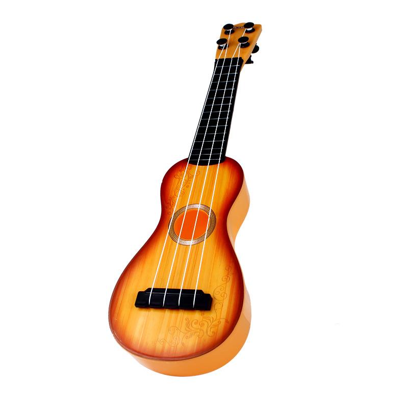 Bộ đồ chơi trống jazz và đàn guitar cho bé