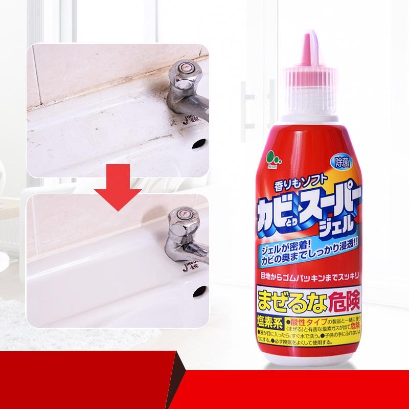 Chai gel Nhật Bản tẩy sạch nấm mốc 100ml