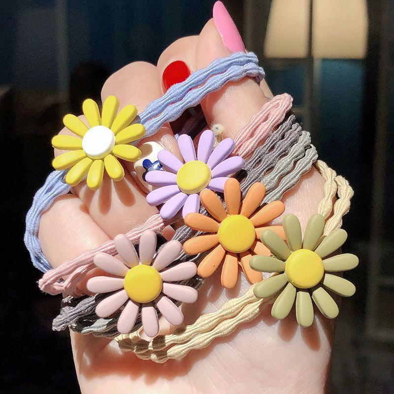 Combo 5 cột tóc hoa mặt trời