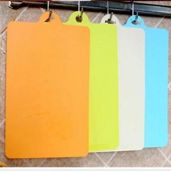 Thớt nhựa dẻo (4 màu)
