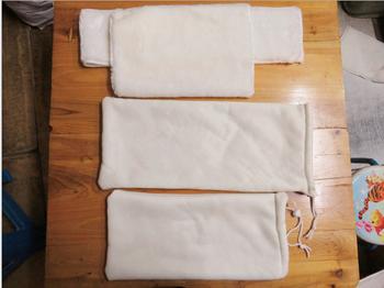 Túi lọc bể cá bằng lông 20x45
