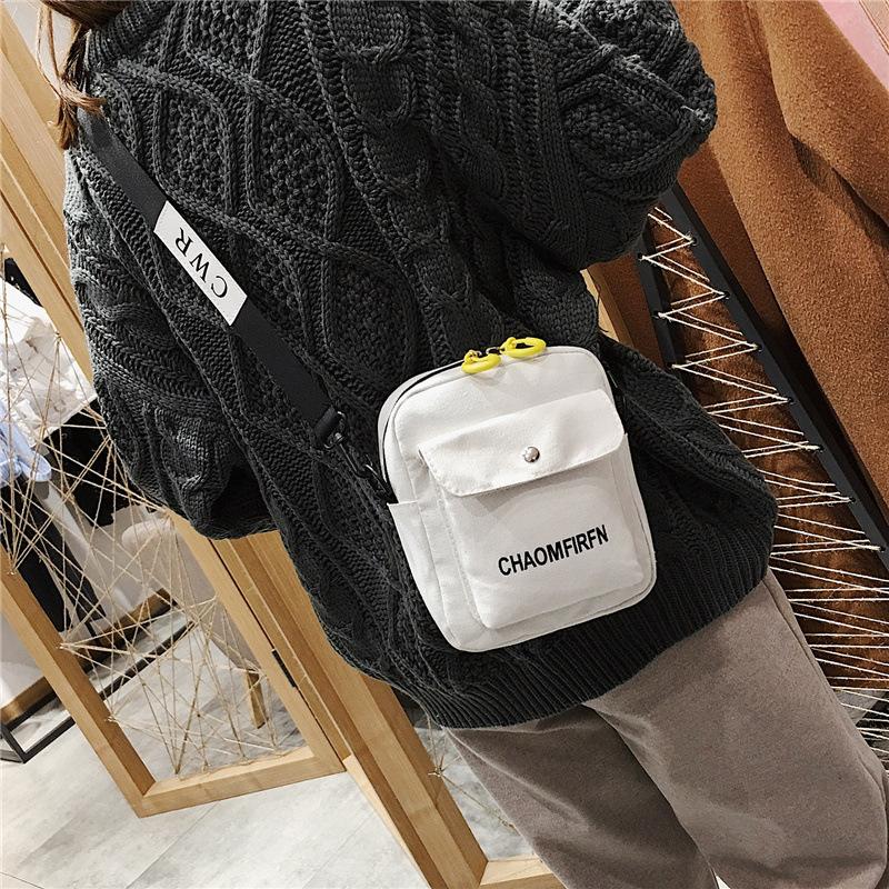 Túi xách vải Chaomfirfn
