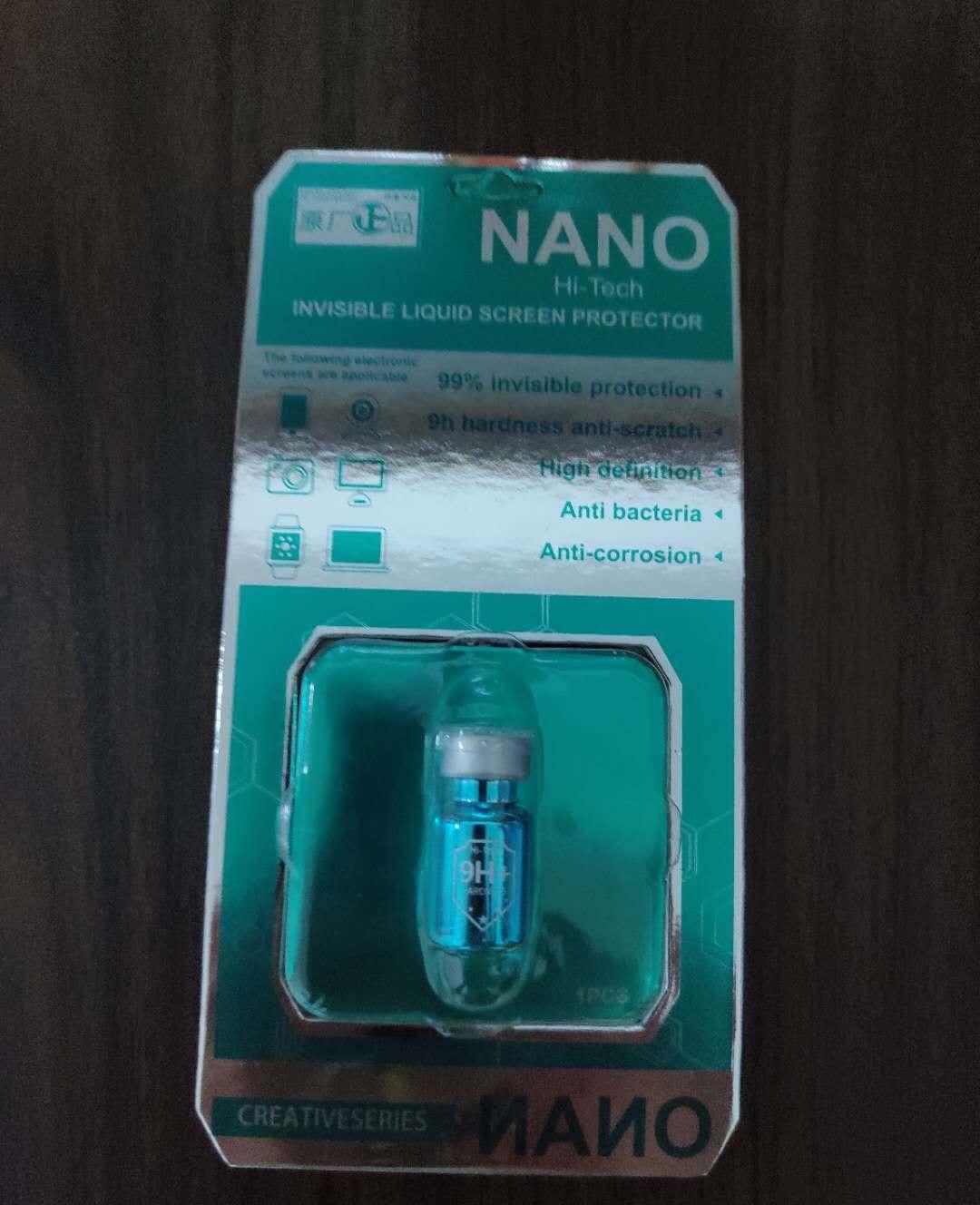 Chất lỏng Nano bảo vệ màng hình điện thoại