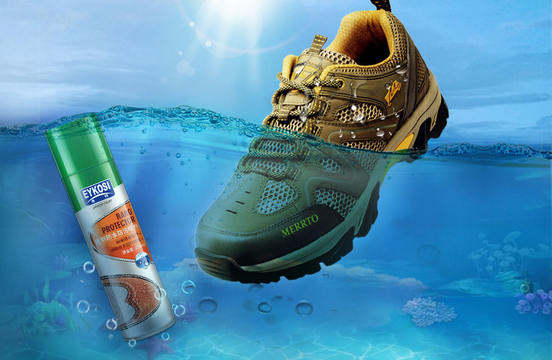 Chai xịt giày chống nước EYKOSI