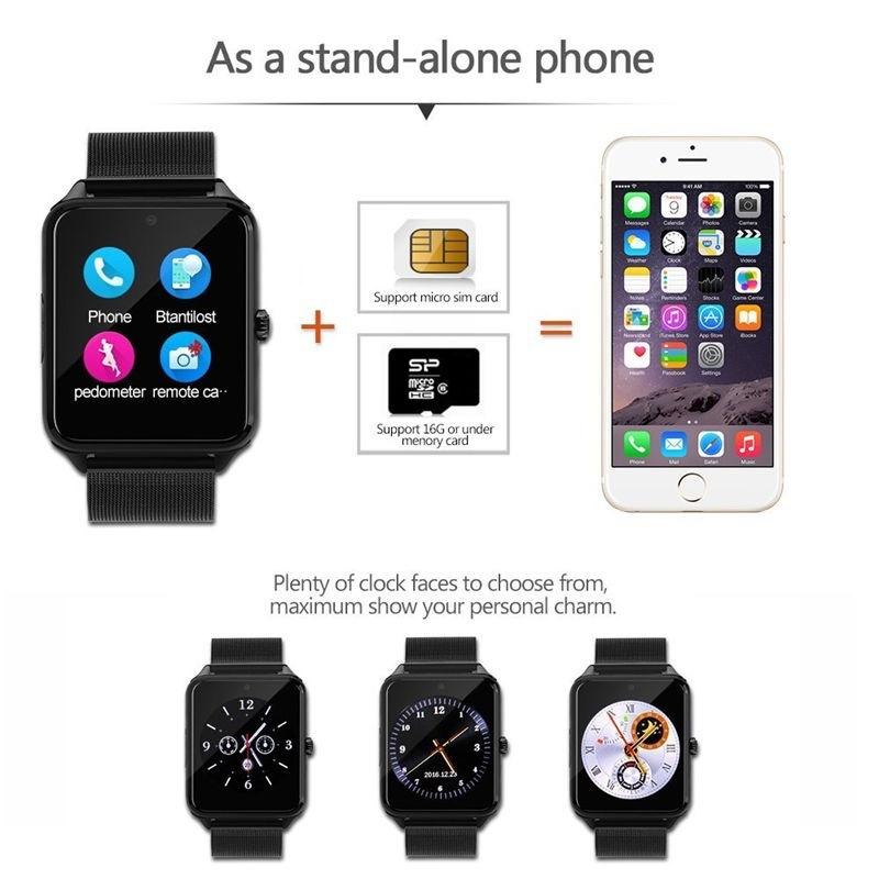Đồng hồ thông minh Z60