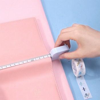 Cuộn thước đo 1.5m màu kẹo