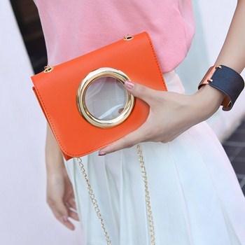Túi xách mini thiết kế hình tròn sang trọng