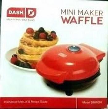 Máy nướng banh màu đỏ